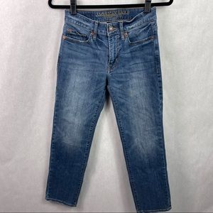 American Eagle Extreme Flex Jeans Straight 26x28